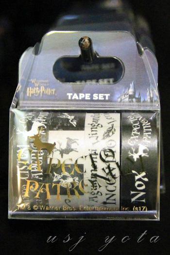 ハリーポッターのマスキングテープ