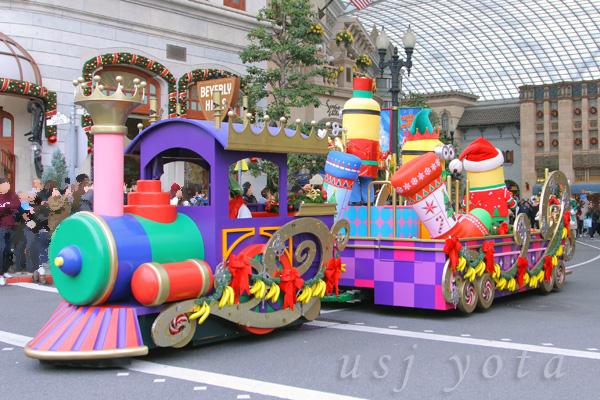 USJのミニオンハチャメチャ・クリスマス・パーティー