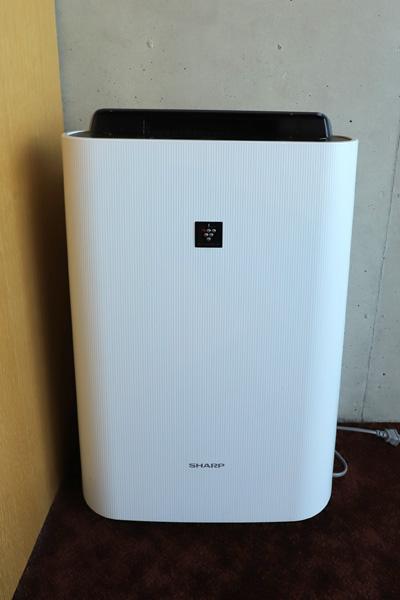 ロッジ舞洲新館NESTの空気清浄機