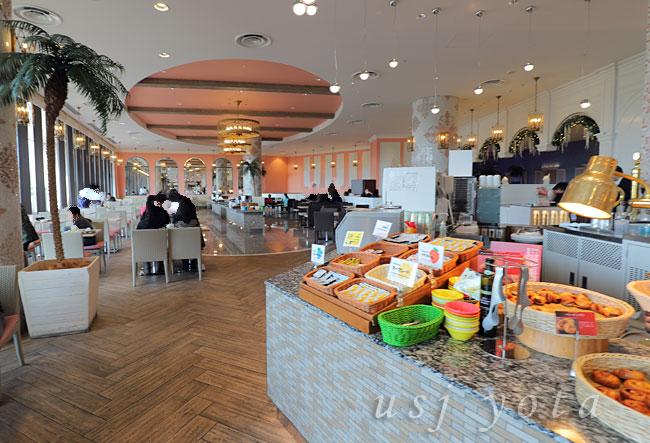 パークフロントホテルのレストラン、アーカラ