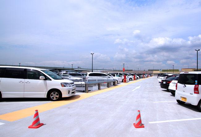 USJオフィシャル駐車場
