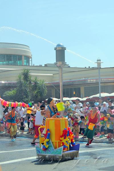 ウォーター・サプライズ・ パレード