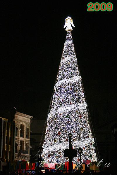 天使のくれた奇跡クリスマスツリー2009