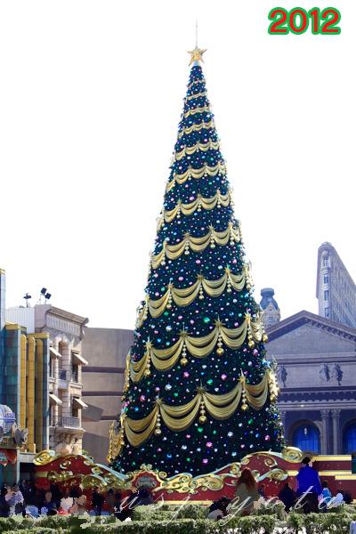 天使のくれた奇跡クリスマスツリー2012