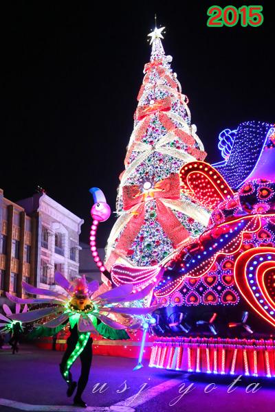 天使のくれた奇跡クリスマスツリー2015