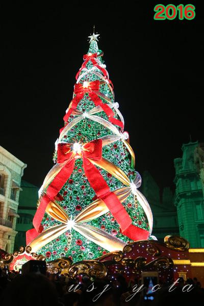 天使のくれた奇跡クリスマスツリー2016
