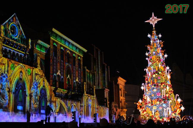 天使のくれた奇跡クリスマスツリー2017