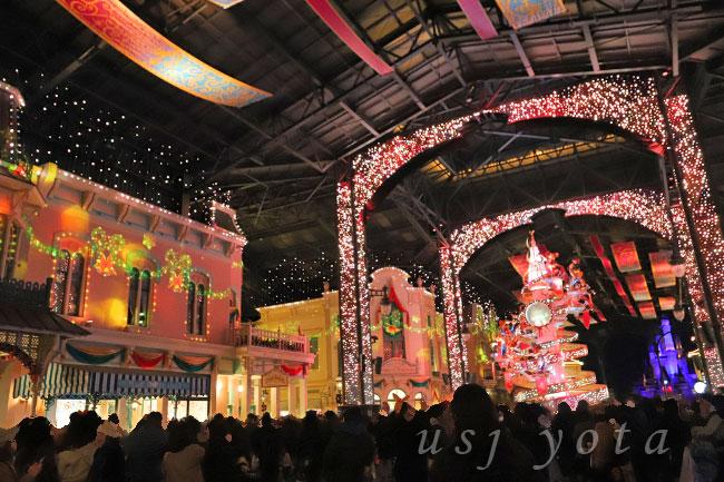 ディズニーランド35周年セレブレーションストリート