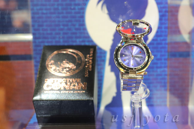コナンデザインの限定腕時計 7500円