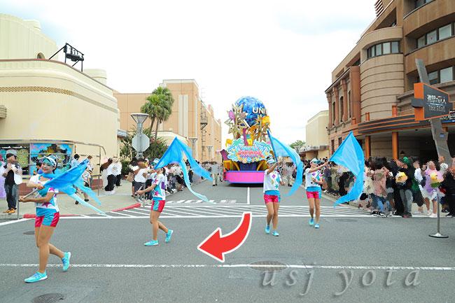 ウォーターサプライズパレード2019