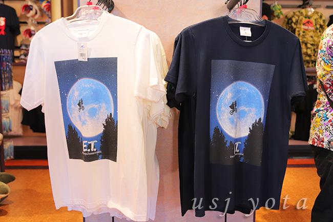 E.T.のTシャツ