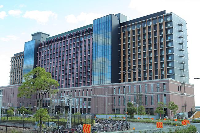 リーベルホテル アット ユニバーサルスタジオジャパン