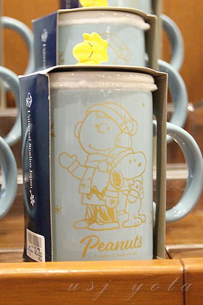 スヌーピー Snow Crystalマグカップ
