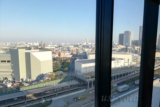 リーベルホテル アット ユニバーサル・スタジオ・ジャパンの眺望