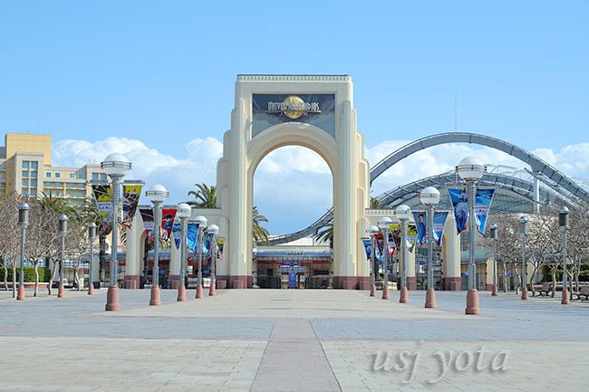 USJ大門