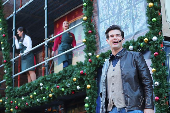 ニューヨーク・クリスマスウィッシュ