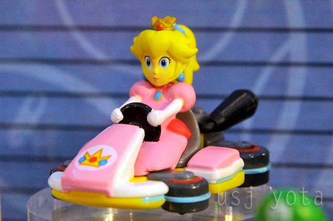 マリオカート ピーチ姫ミニカー