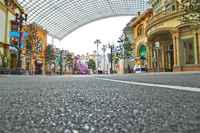 ハリウッドエリア