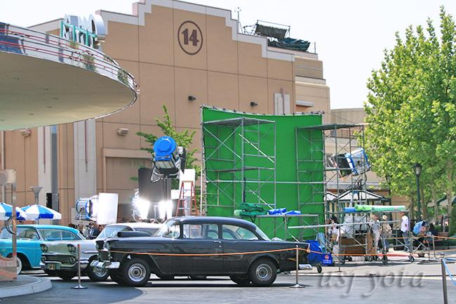 コマーシャル撮影2007年