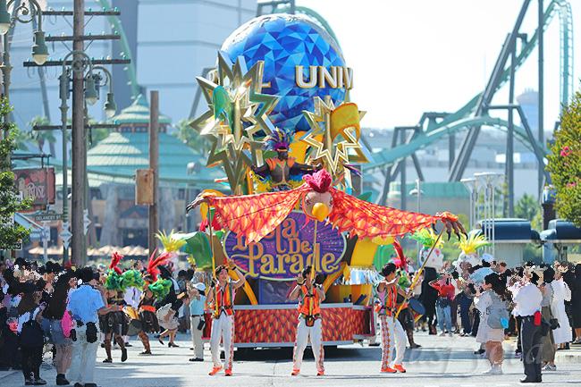 ハロウィーンパレード