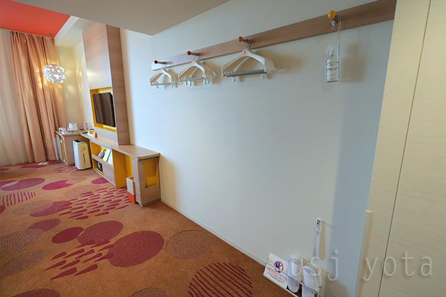 ホテルユニバーサルヴィータ客室