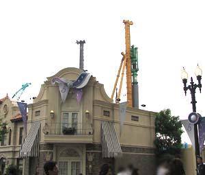 2007年の新しいアトラクション