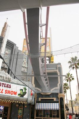 ハリウッド・ドリーム・ザ・ライドのネット