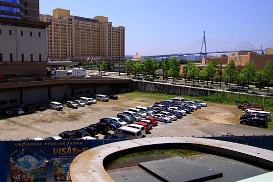 ホテル・ユニバーサル・グランド・タワー建設予定地