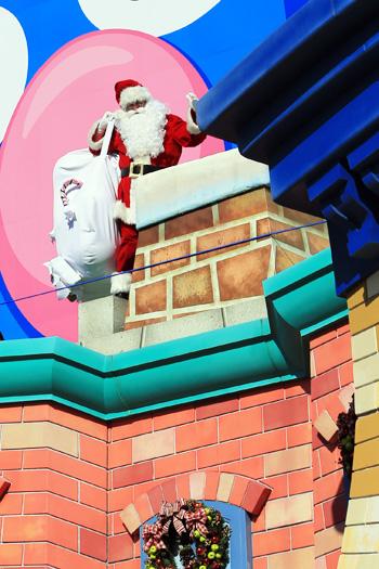 サンタのクリスマス音楽会