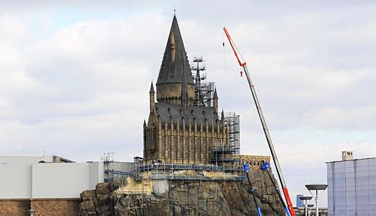 ハリー・ポッターのテーマパーク「The Wizarding World of Harry Potter」