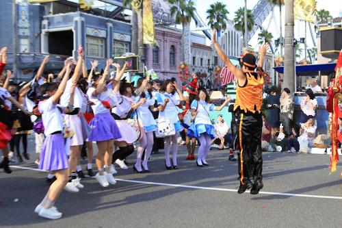 2014年のパレード・デ・カーニバル