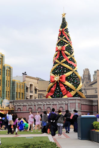 クリスマスツリー2014バージョン