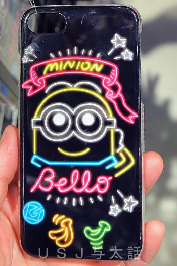 ミニオンのiPhone7カバー